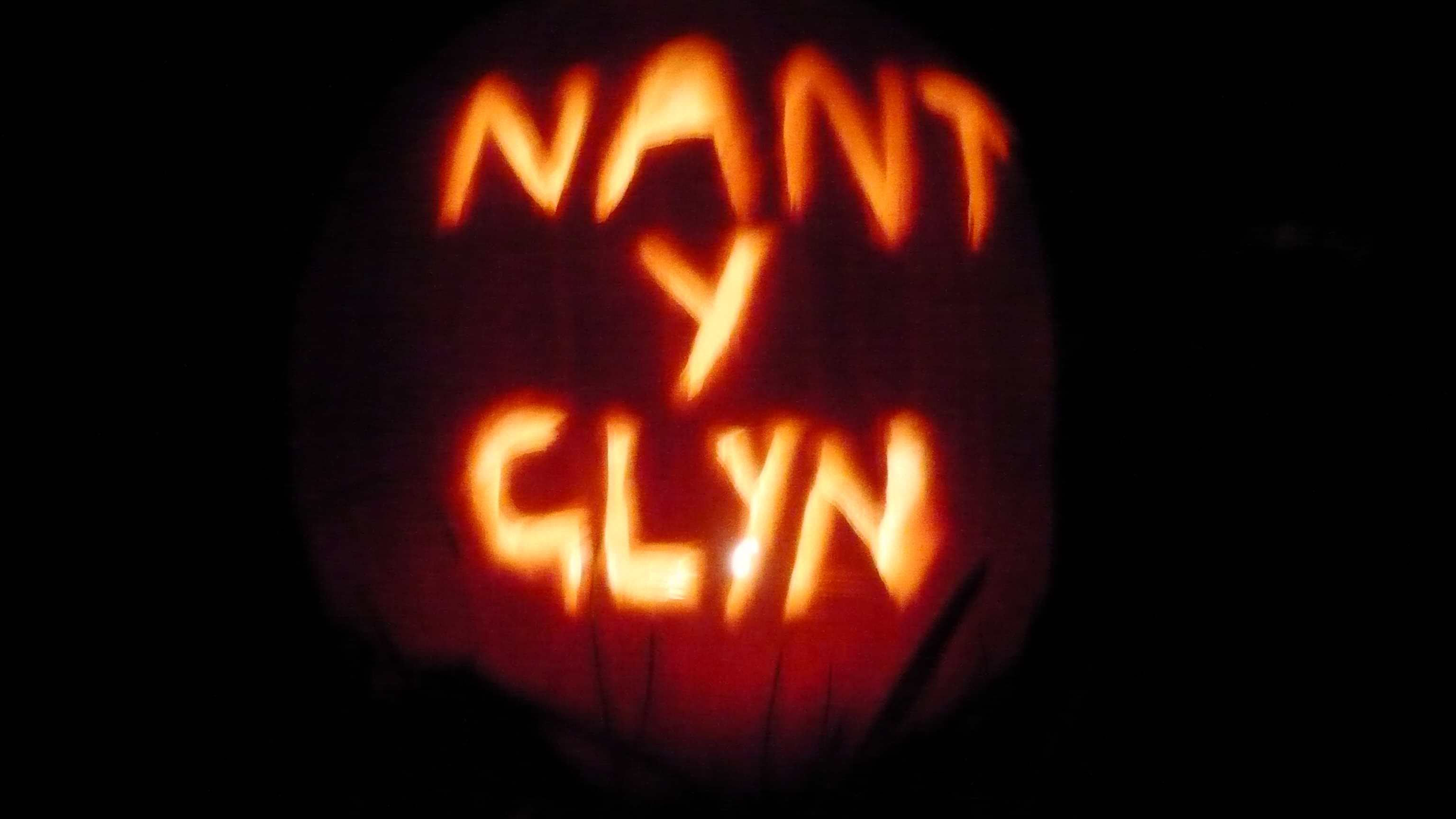 Pumpkin, Halloween Family Fun Sessions, Colwyn Bay Forest School